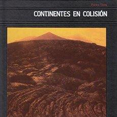 Livres d'occasion: PLANETA TIERRA. CONTINENTES EN COLISIÓN - MILLER, RUSSELL; EQUIPO DE TIME-LIFE BOOKS. Lote 49172990