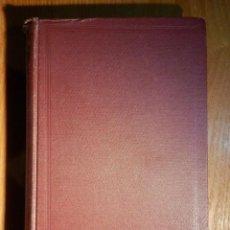 Libros de segunda mano de Ciencias: INTRODUCCIÓN A LA ELECTROQUÍMICA - ANTONIO RIUS Y MIRÓ - ESPASA-CALPE - 1922. Lote 193447968
