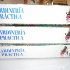 Libros de segunda mano: JARDINERIA PRÁCTICA Y98723T . Lote 193910986