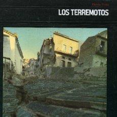Libros de segunda mano: LOS TERREMOTOS. Lote 193924788