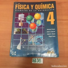 Libros de segunda mano de Ciencias: FÍSICA Y QUÍMICA. Lote 194087902