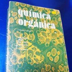 Libros de segunda mano de Ciencias: LIBRO-QUÍMICA ORGÁNICA-2ªEDICIÓN-ED.REVERTÉ S.A.-ALLINGER/CAVA/JOHNSON. Lote 194207566