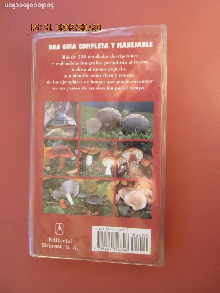 Libros de segunda mano: GRAN GUÍA DE LA NATURALEZA - SETAS DE LA PENÍNSULA IBÉRICA - EDITORIAL EVEREST 1998. - Foto 2 - 194224133