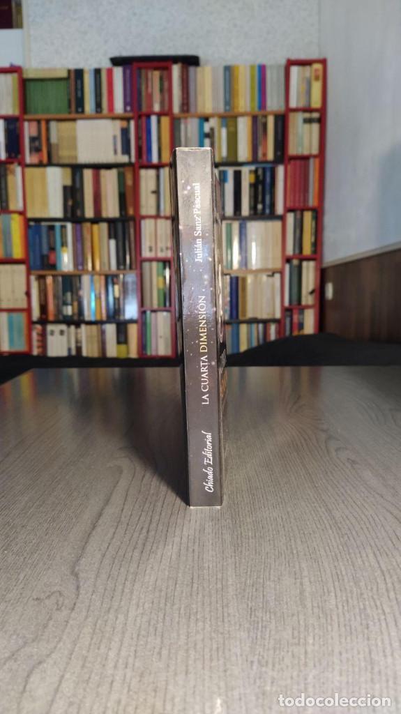 Libros de segunda mano de Ciencias: La cuarta dimensión Julián Sanz Pascual Chiado Colección Compendium - Foto 2 - 194248555