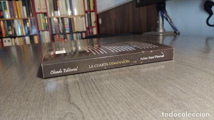 Libros de segunda mano de Ciencias: La cuarta dimensión Julián Sanz Pascual Chiado Colección Compendium - Foto 5 - 194248555