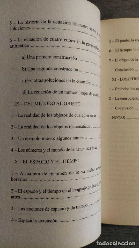 Libros de segunda mano de Ciencias: La cuarta dimensión Julián Sanz Pascual Chiado Colección Compendium - Foto 6 - 194248555