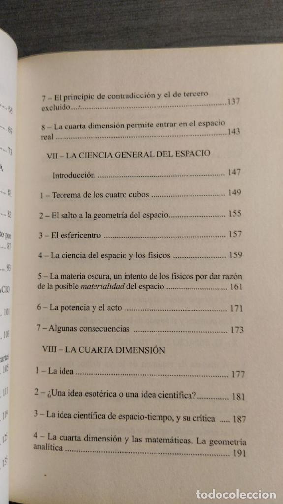Libros de segunda mano de Ciencias: La cuarta dimensión Julián Sanz Pascual Chiado Colección Compendium - Foto 7 - 194248555
