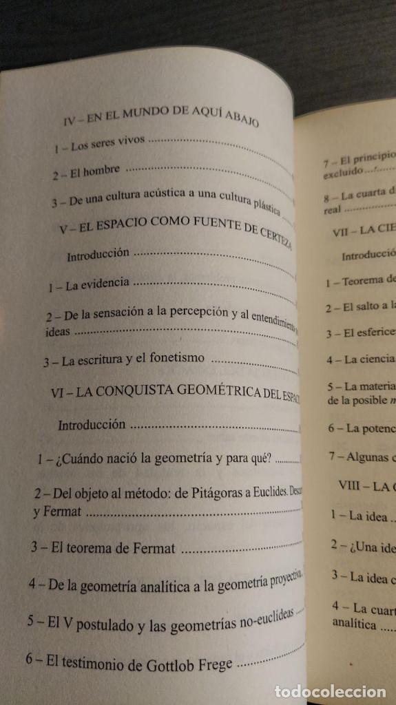 Libros de segunda mano de Ciencias: La cuarta dimensión Julián Sanz Pascual Chiado Colección Compendium - Foto 8 - 194248555