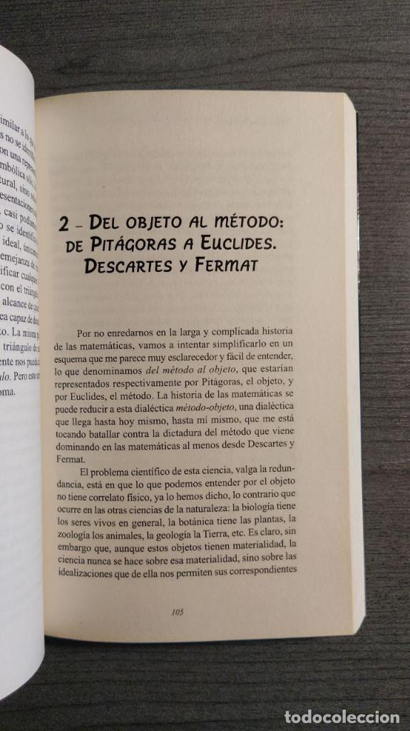Libros de segunda mano de Ciencias: La cuarta dimensión Julián Sanz Pascual Chiado Colección Compendium - Foto 10 - 194248555