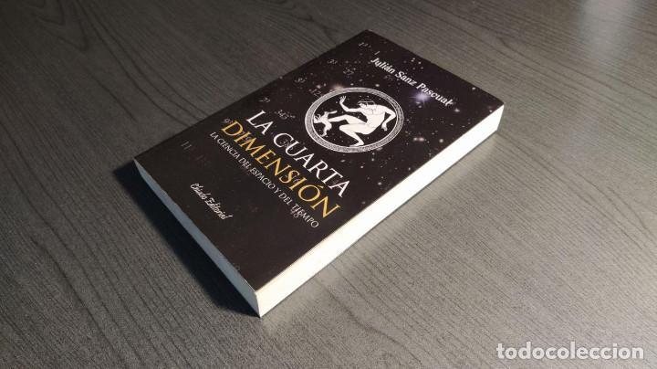Libros de segunda mano de Ciencias: La cuarta dimensión Julián Sanz Pascual Chiado Colección Compendium - Foto 12 - 194248555