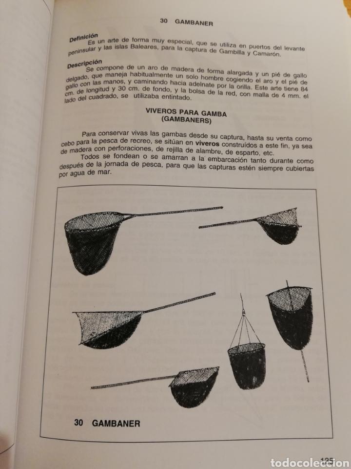 Libros de segunda mano: LA PESCA EN EL MAR BALEAR (MIGUEL MASSUTI OLIVER) - Foto 9 - 194252287