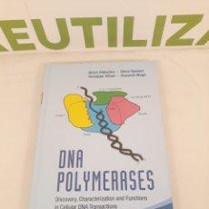 Libros de segunda mano de Ciencias: DNA POLYMERASES.WORLD SCIENTIFIC.. Lote 194306561