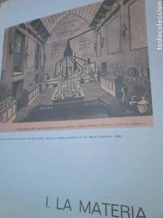 Libros de segunda mano de Ciencias: Libro,materia y vida,editorial teide,tema ciencia y quimica,año 1980 - Foto 4 - 194333782