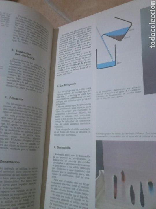Libros de segunda mano de Ciencias: Libro,materia y vida,editorial teide,tema ciencia y quimica,año 1980 - Foto 5 - 194333782
