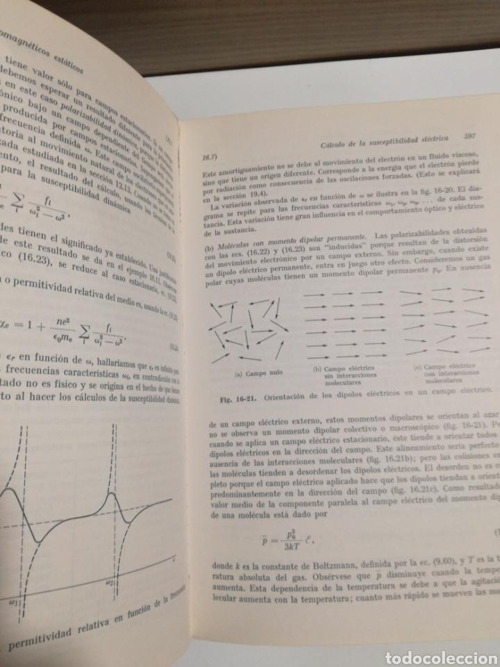 Libros de segunda mano de Ciencias: Fisica vol.II campos y ondas Alonso finn - Foto 6 - 194338248