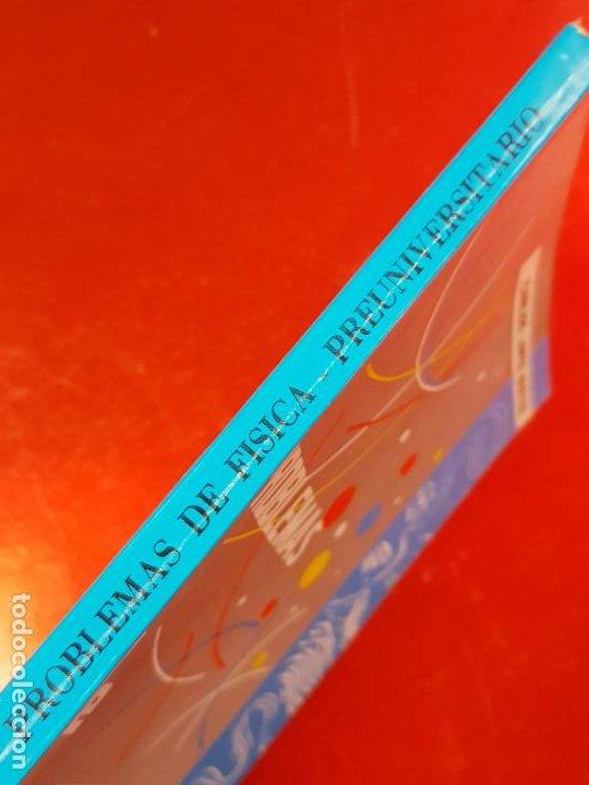 Libros de segunda mano de Ciencias: LIBRO-PROBLEMAS DE FÍSICA-1968-CARLOS LÓPEZ BUSTOS-PREUNIVERSITARIO-ENUNCIADOS Y SOLUCIONES-VER FOTO - Foto 4 - 194347977