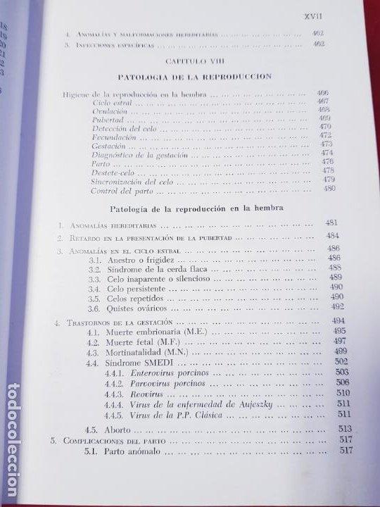 Libros de segunda mano: PATOLOGÍA Y CLÍNICA DEL GANADO PORCINO-1980-trata coronavirus-NEOSÁN-TAPAS DURAS-EXCELENTE - Foto 17 - 194351120