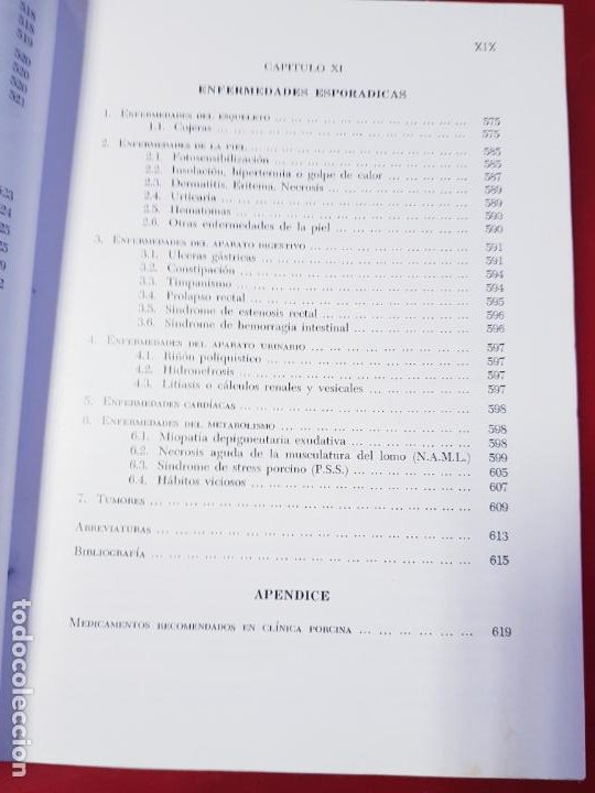 Libros de segunda mano: PATOLOGÍA Y CLÍNICA DEL GANADO PORCINO-1980-trata coronavirus-NEOSÁN-TAPAS DURAS-EXCELENTE - Foto 19 - 194351120