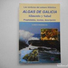 Libros de segunda mano: CLEMENTE FERNÁNDEZ SÁA ALGAS DE GALICIA Y98762T. Lote 194387538