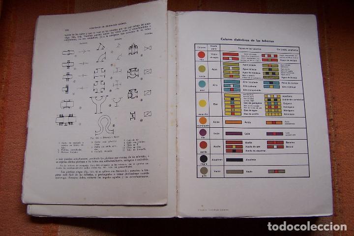 Libros de segunda mano de Ciencias: COMPENDIO DE TECNOLOGÍA QUÍMICA PARA ESTUDIANTES QUÍMICOS E INGENIEROS. F. A. HENGLEIN, 1945 MARÍN. - Foto 4 - 194523943