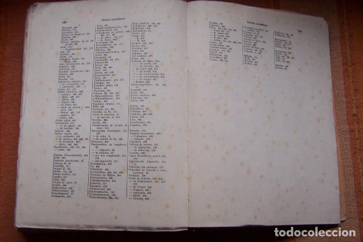 Libros de segunda mano de Ciencias: COMPENDIO DE TECNOLOGÍA QUÍMICA PARA ESTUDIANTES QUÍMICOS E INGENIEROS. F. A. HENGLEIN, 1945 MARÍN. - Foto 11 - 194523943