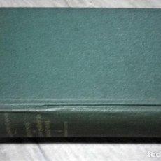 Libros de segunda mano de Ciencias: MÉTODOS DE ANÁLISIS QUÍMICO INDUSTRIAL, TOMO 2º, SEGUNDA PARTE.. Lote 194535162