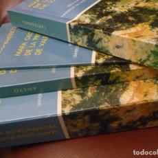 Libros de segunda mano: MAPA GEOCIENTIFICO DE LA PROVINCIA DE VALENCIA,CARTOGRAFIA,MEMORIA Y ANEXO.ESTUCHE, **496. Lote 194541297