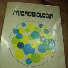 Libros de segunda mano: MICROBIOLOGÍA, ADRIAN N. C. DELAAT. L.6922-600. Lote 194572728