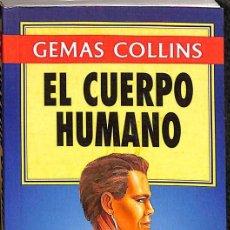 Libros de segunda mano de Ciencias: EL CUERPO HUMANO. Lote 194586861