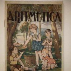 Libros de segunda mano de Ciencias: ARITMÉTICA. EJERCICIOS DE CÁLCULO Y PROBLEMAS USUALES. Lote 194642935