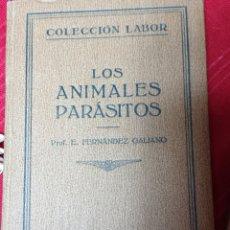 Libros de segunda mano: LOTE LIBROS COLECCIÓN LABOR. Lote 194652381