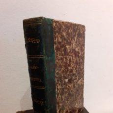 Libros de segunda mano de Ciencias: GEOMETRÍA PLANA-TRATADO DE TRIGONOMETRÍA. Lote 194685015