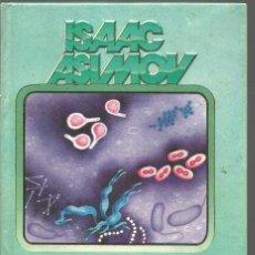 Libros de segunda mano: ISAAC ASIMOV. COMO DESCUBRIMOS LOS GERMENES. Lote 194703483