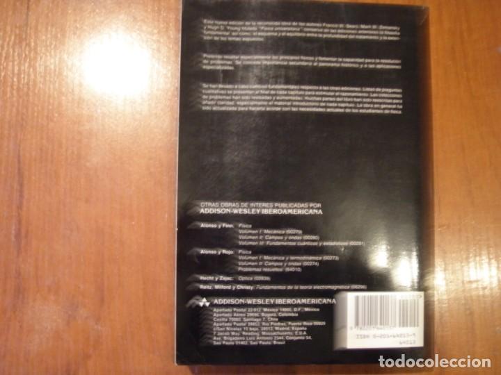 Libros de segunda mano de Ciencias: LIBRO FÍSICA UNIVERSITARIA - Foto 3 - 194714008