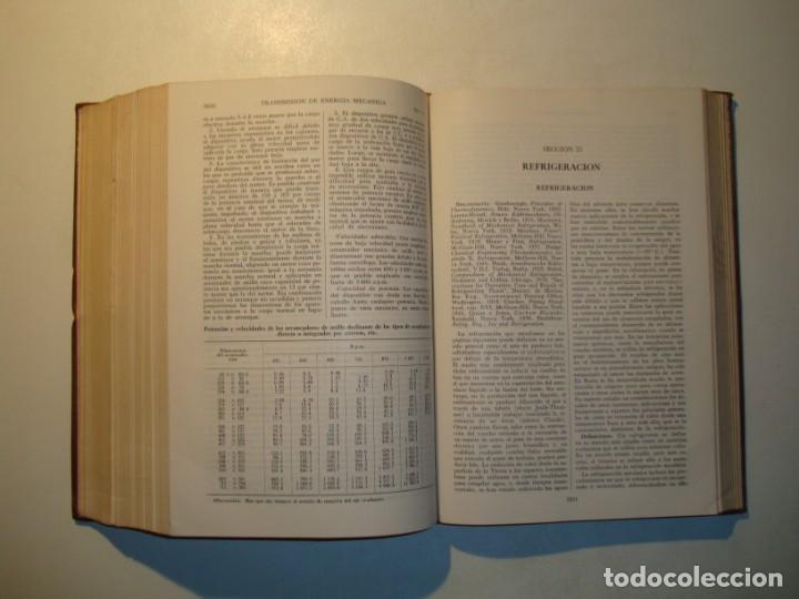 Libros de segunda mano de Ciencias: MANUAL DEL INGENIERO QUÍMICO TOMOS I Y II COMPLETO - JOHN H. PERRY - UTEHA MÉXICO 1959 - Foto 7 - 194720701
