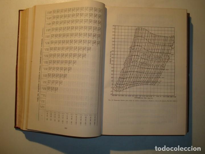 Libros de segunda mano de Ciencias: MANUAL DEL INGENIERO QUÍMICO TOMOS I Y II COMPLETO - JOHN H. PERRY - UTEHA MÉXICO 1959 - Foto 11 - 194720701