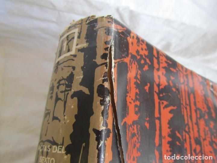 Libros de segunda mano: Sexto congreso Forestal mundial Tomo 1 1966, Español, francés e inglés - Foto 5 - 194876661
