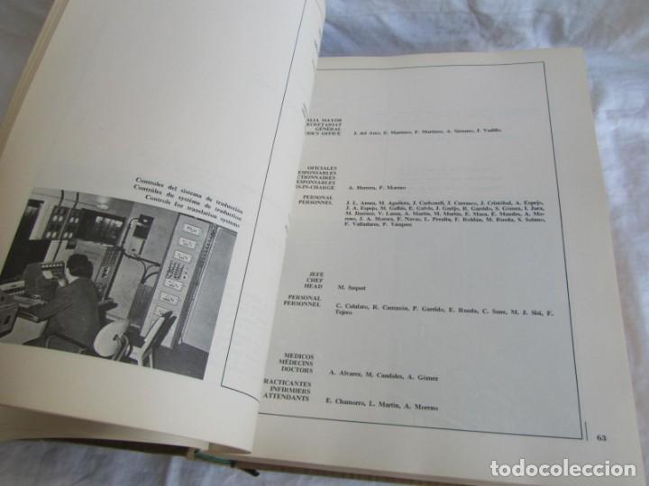 Libros de segunda mano: Sexto congreso Forestal mundial Tomo 1 1966, Español, francés e inglés - Foto 13 - 194876661