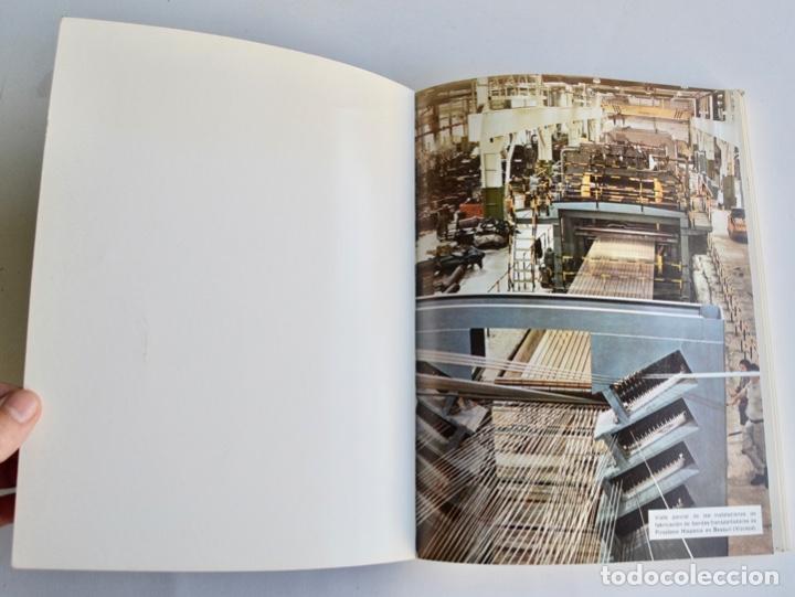 Libros de segunda mano de Ciencias: Mario Nin Sitja. Bases para el Cálculo de Bandas Transportadoras. Firestone Hispania, Basauri, 1987 - Foto 2 - 194880847