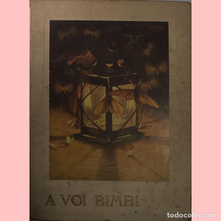 LIBRO ANTIGUO. A VOI BIMBI, EDOARDO GIOJA. 1960 (Libros de Segunda Mano - Ciencias, Manuales y Oficios - Biología y Botánica)