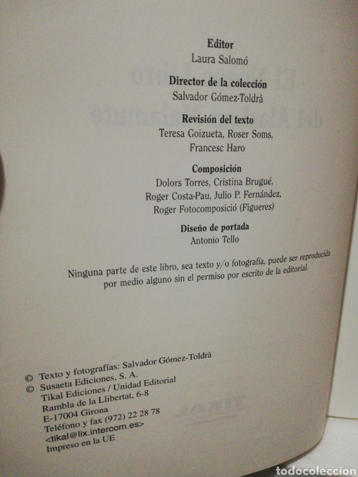 Libros de segunda mano: El nuevo libro del Alaskan Malamute. Salvador Gómez Toldra - Foto 3 - 194891630