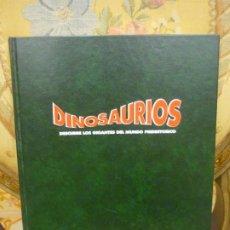 Libros de segunda mano: DINOSAURIOS. DESCUBRE LOS GIGANTES DEL MUNDO PREHISTÓRICO. TOMO 4. PLANETA DEAGOSTINI 1.993.. Lote 194896730