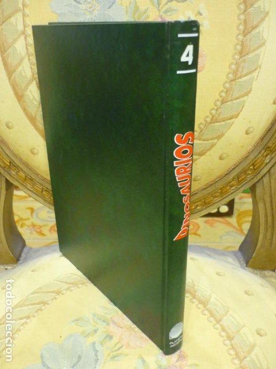 Libros de segunda mano: DINOSAURIOS. DESCUBRE LOS GIGANTES DEL MUNDO PREHISTÓRICO. TOMO 4. PLANETA DeAGOSTINI 1.993. - Foto 2 - 194896730