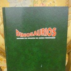 Libros de segunda mano: DINOSAURIOS. DESCUBRE LOS GIGANTES DEL MUNDO PREHISTÓRICO. TOMO 3. PLANETA DEAGOSTINI 1.993.. Lote 194897097