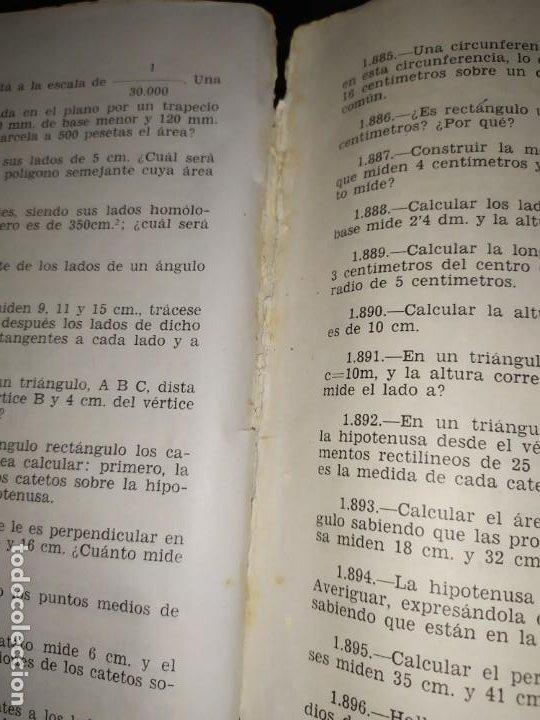 Libros de segunda mano de Ciencias: ÚNICO? 2000 PROBLEMAS DE MATEMÁTICAS BACHILLER ELEMENTAL CURSOS I II III RICARDO GARCÍA ROCA - Foto 4 - 194905936