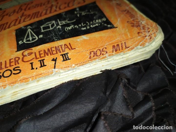 Libros de segunda mano de Ciencias: ÚNICO? 2000 PROBLEMAS DE MATEMÁTICAS BACHILLER ELEMENTAL CURSOS I II III RICARDO GARCÍA ROCA - Foto 9 - 194905936