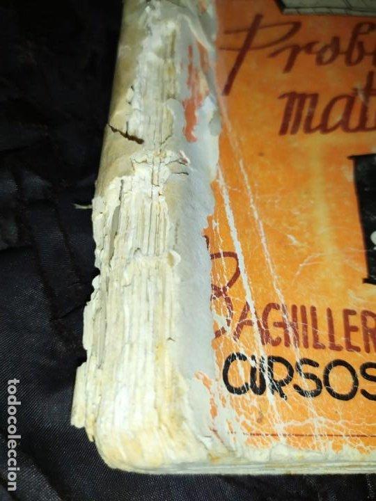 Libros de segunda mano de Ciencias: ÚNICO? 2000 PROBLEMAS DE MATEMÁTICAS BACHILLER ELEMENTAL CURSOS I II III RICARDO GARCÍA ROCA - Foto 11 - 194905936