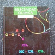 Libros de segunda mano de Ciencias: SELECTIVIDAD QUIMICA PRUEBAS 1997 COU ANAYA MORCILLO RUBIO / FERNANDEZ GONZALEZ. Lote 194907900