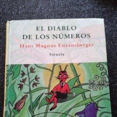 Libros de segunda mano de Ciencias: EL DIABLO DE LOS NÚMEROS HANS MAGNUS ED. SIRUELA 2ª ED 1997. Lote 194908063