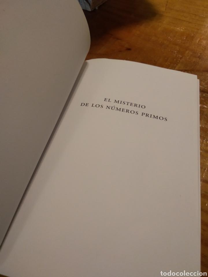Libros de segunda mano de Ciencias: EL MISTERIO DE LOS NÚMEROS PRIMOS. - Foto 2 - 194933647